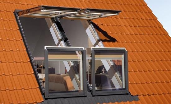 Окно-балкон