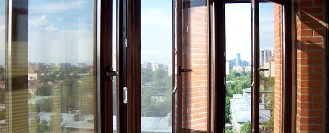 Пластиковые и алюминиевые окна