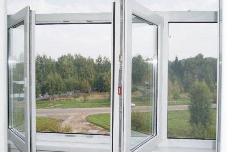 Поворотные окна