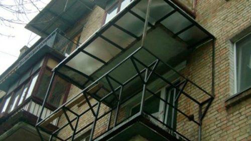 Балкон-косынка