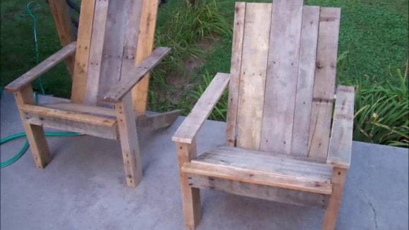 Самодельное кресло