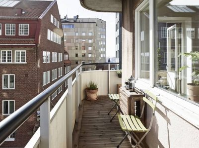 Предметы на балконе