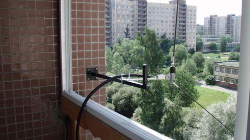 СИ-БИ антенна