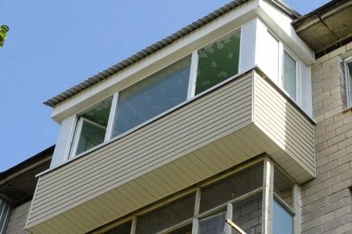 Выносной балкон