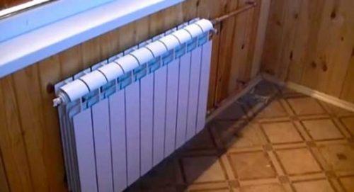 Центральное отопление