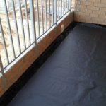 Изоляция балкона