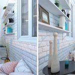 Лаунж зона балкона