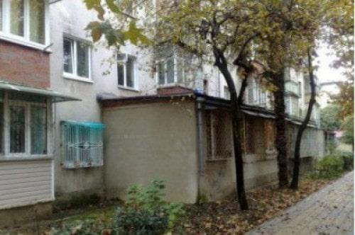 Балкон на фундаменте