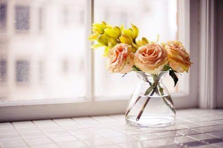 Срезанные розы