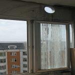 Вентиляция балкона